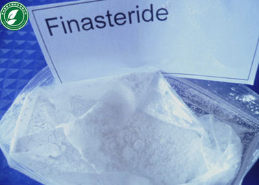 China Rohe Pulver-Haarausfall-Steroide Finasteride mit 99% Probe, CAS 98319-26-7 usine